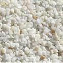 Weißer Eifelquarz Edelbrechsand und -splitt